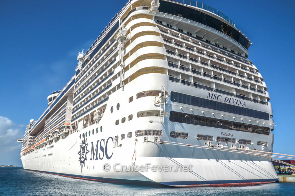 Reasons Why You Should Take A Cruise On MSC Divina - Msc divina cruise