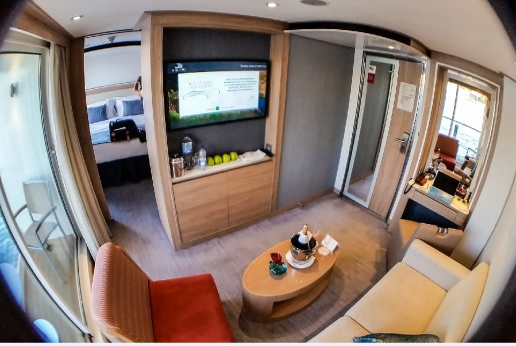 stateroom suite on viking torgil