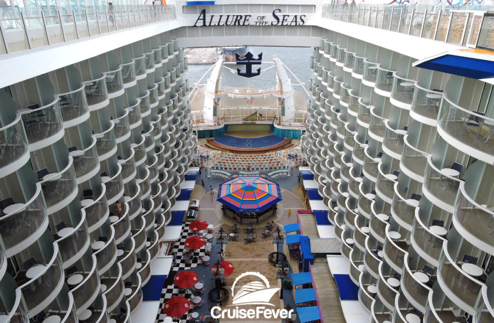 First Impressions of the World's Largest Cruise Ship