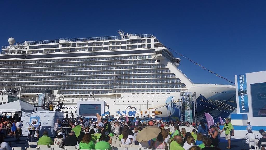 New Cruise Ships Highlight 2015  2016 Caribbean Cruise Season