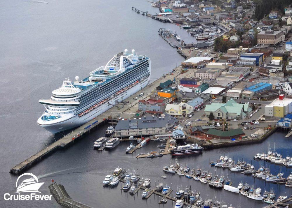 Princess Cruises Announces Largest Ever Deployment To Alaska