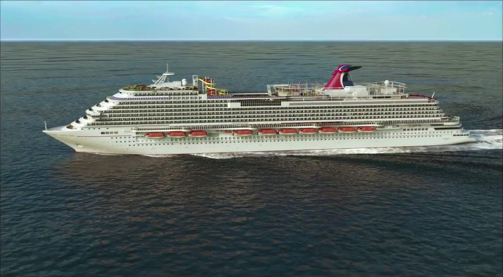 Carnival Vista Voted Most Anticipated New Cruise Ship In 2016