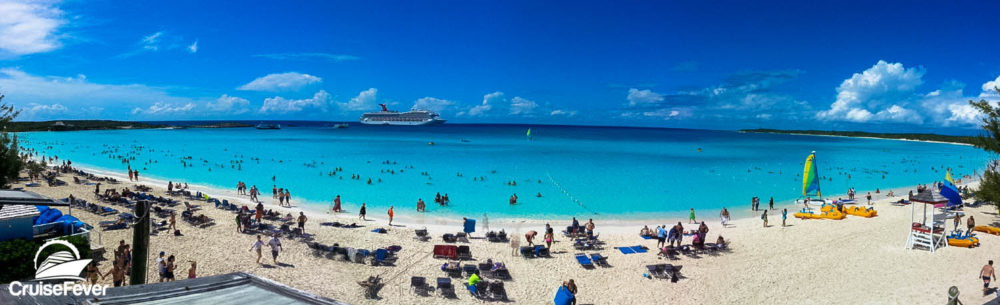Half Moon Cay Voted Best Cruise Private Island For 3rd