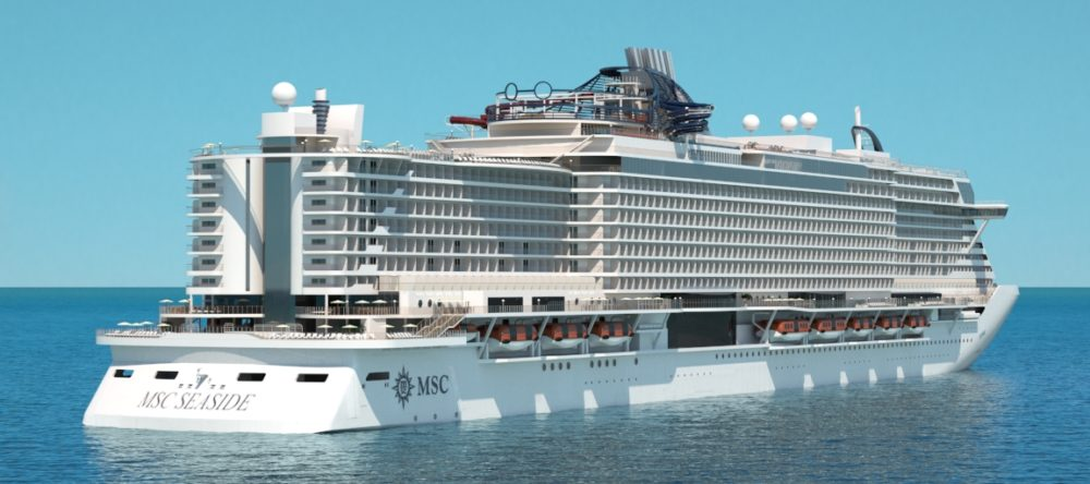 201739s Hottest New Cruise Ship Opens For Bookings