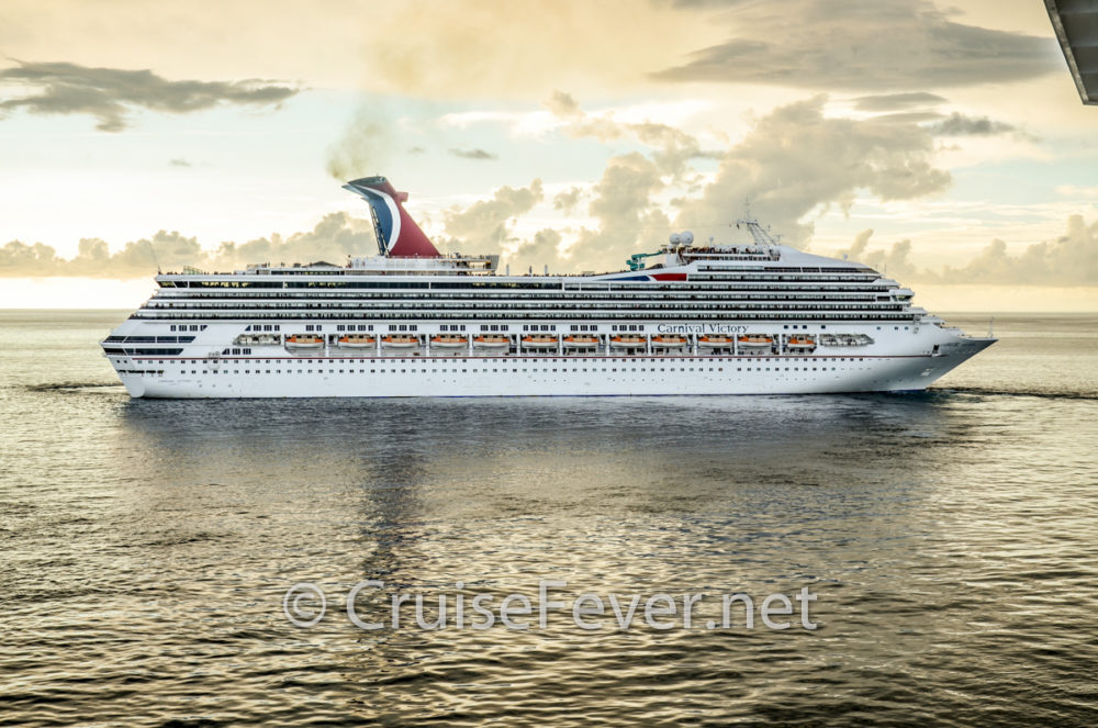 Carnival Cruise Ship Earns Second Straight Perfect Health Score - Cruise ship victory