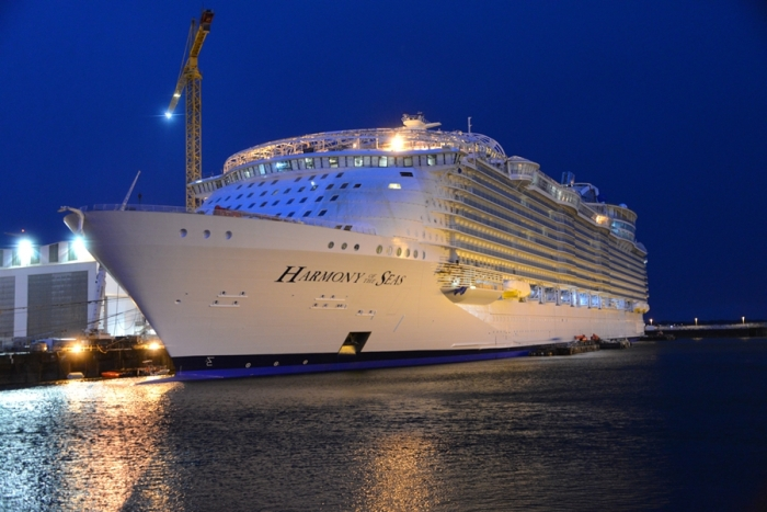 Royal Caribbean Orders 5th Oasis Class Ship & Two Additional