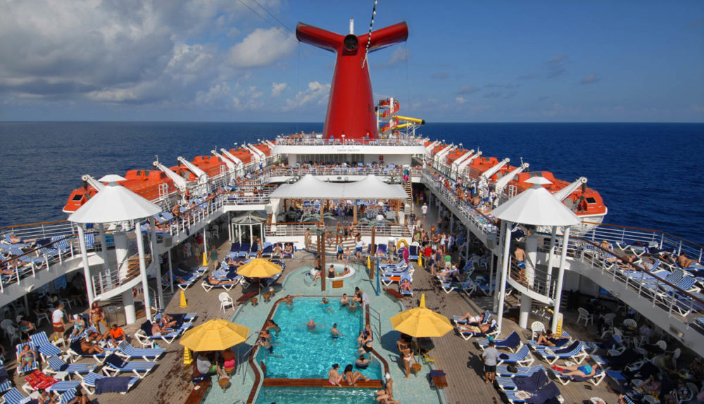 Carnival Inspiration Getting Multi Million Dollar Renovation