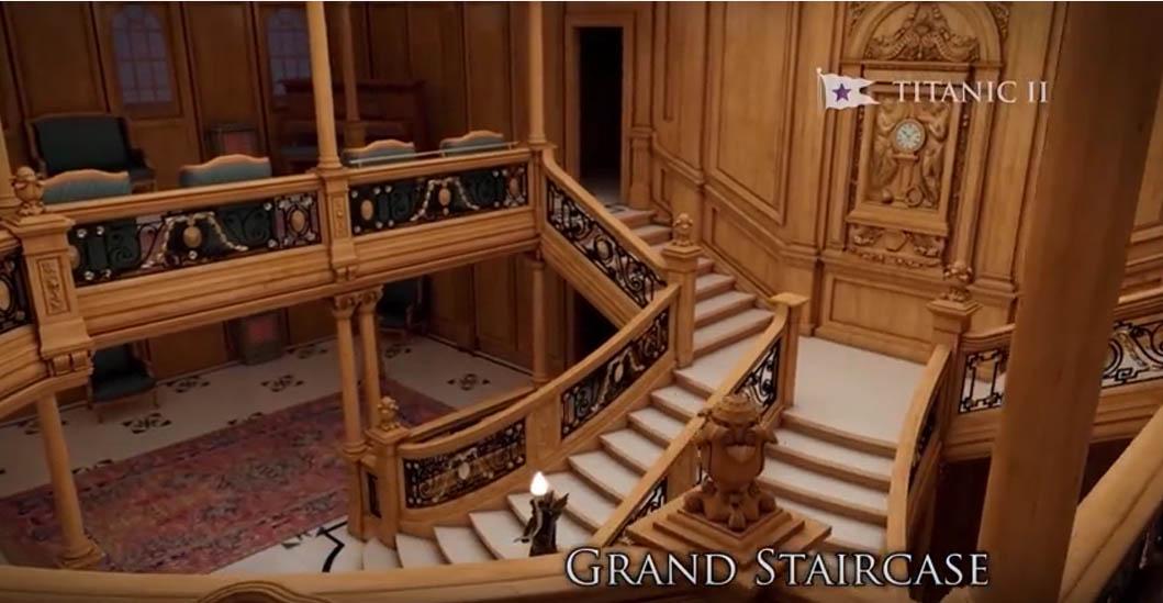 Titanic 2 Ship Plans