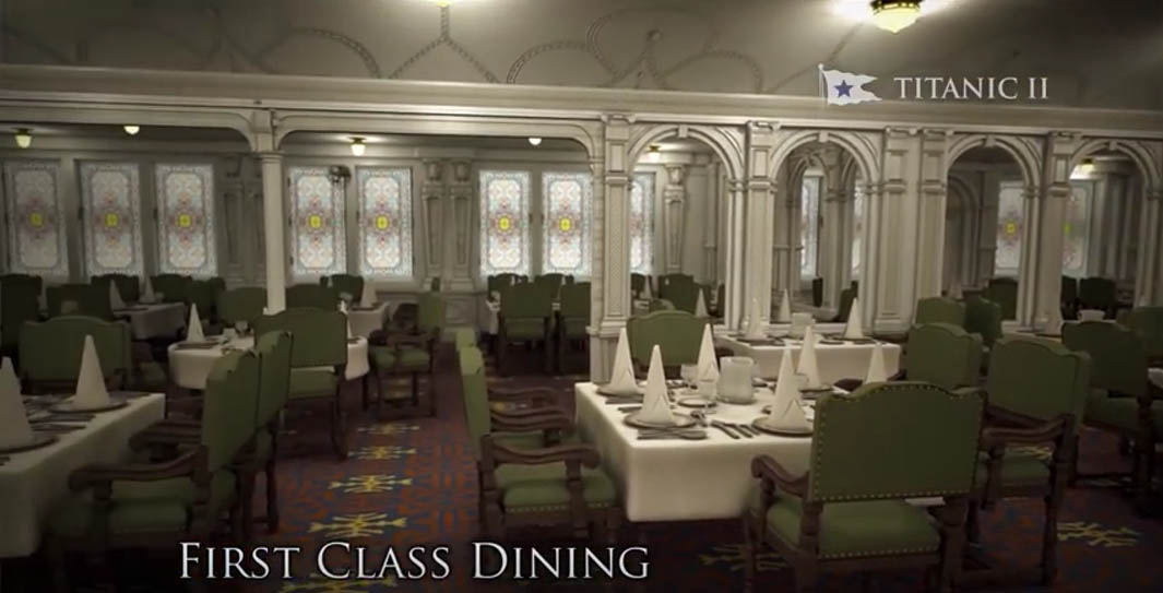 First Class Dining Part 66