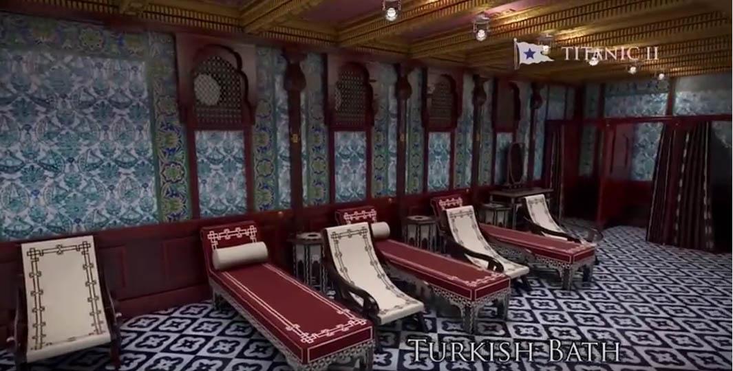 Titanic Ii Photo Tour Ship Set To Debut In 2018