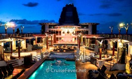 Celebrity Constellation Impresses from Bow to Stern