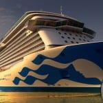 Princess Cruises Adding Hull Art to Cruise Ships