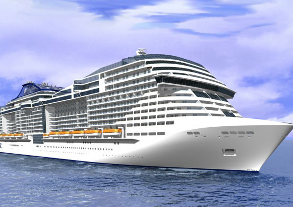 MSC Cruises Orders Their Largest Cruise Ships