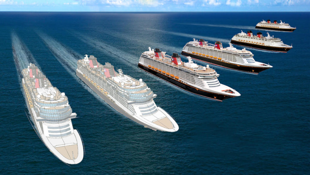 Disney Cruise Line Building Two More Cruise Ships