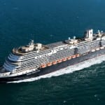 Holland America Line Receives Delivery of their Newest Cruise Ship, ms Koningsdam