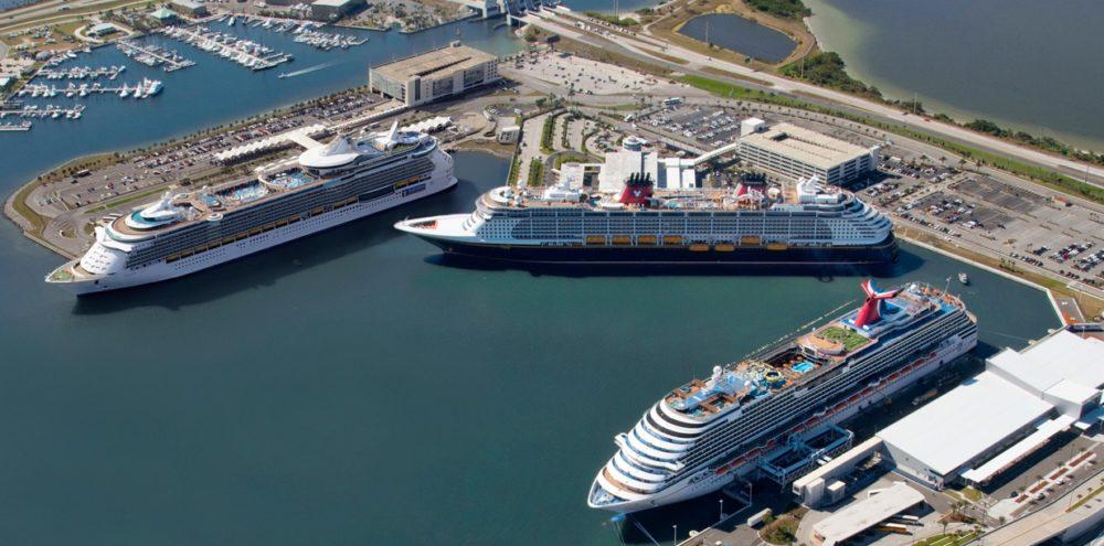 Popular Florida Cruise Port Increases Parking Rates - Cruise ship ports east coast