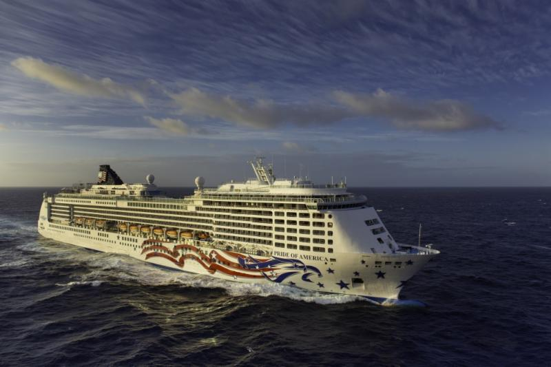 Worlds Only US Flagged Cruise Ship Gets Major Refurbishment - Us flagged cruise ships