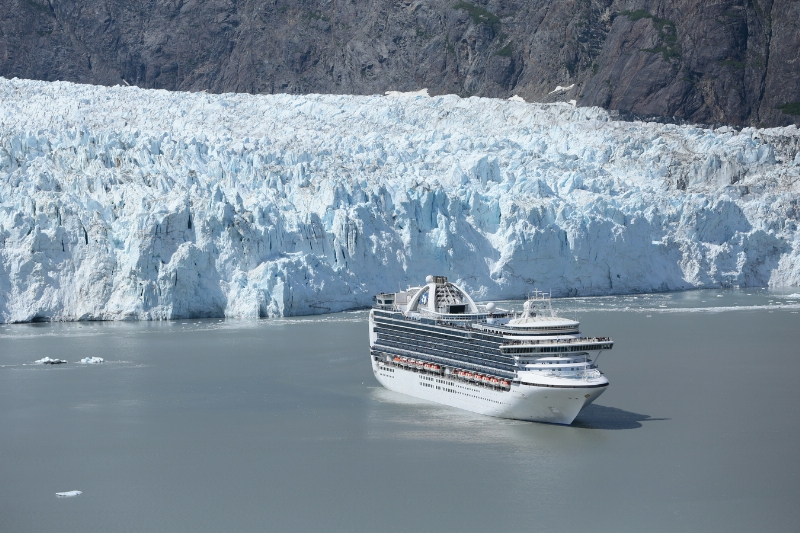 Princess Cruises Unveils 2017 Alaska Cruise Amp Land Vacations