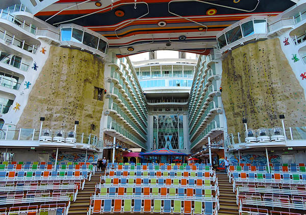 16 Awesome Features Found On The Lido Decks Of Cruise Ships