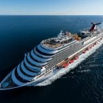 Carnival Takes Delivery of Their Newest Cruise Ship, Carnival Vista