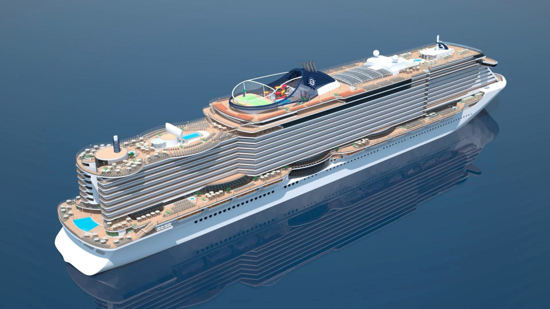 Meet 2017 S Hottest New Cruise Ship Msc Seaside
