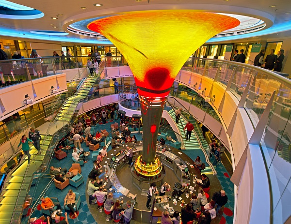 Photo Tour Of Carnival Vista, Carnival Cruise Line's