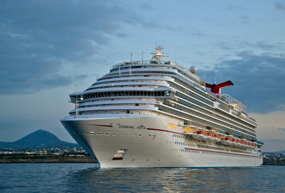 Photo Tour of Carnival Vista, Carnival Cruise Line's ...