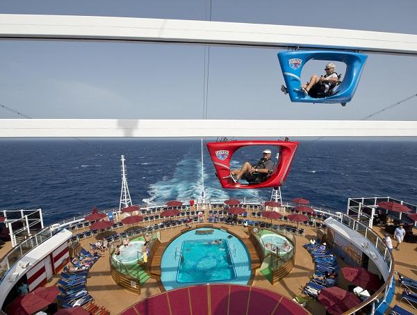 Photo Tour Of Carnival Vista Carnival Cruise Line S