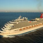 Carnival Cruise Ship Receives Extensive Makeover