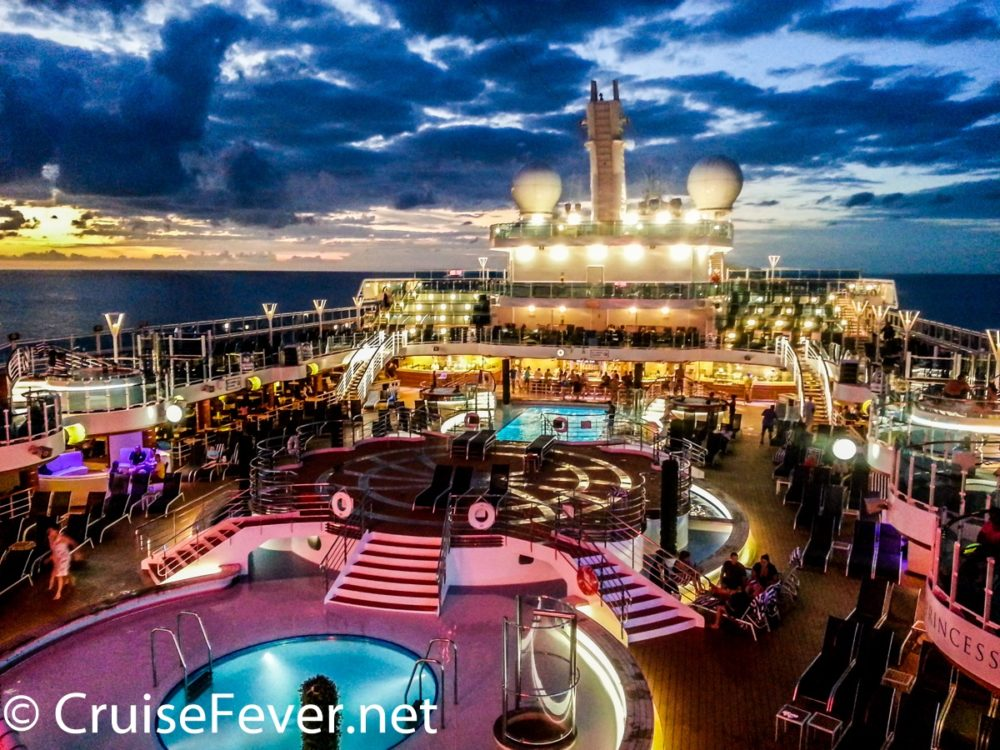 Princess Cruises Announces Longer Port Stays New