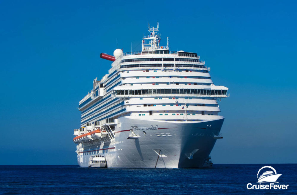 Cruise Ships Stuck In Galveston Due To Fog Itineraries