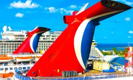 Carnival Cruise Line's Dry Dock Schedule and Upgrades for Their Cruise Ships