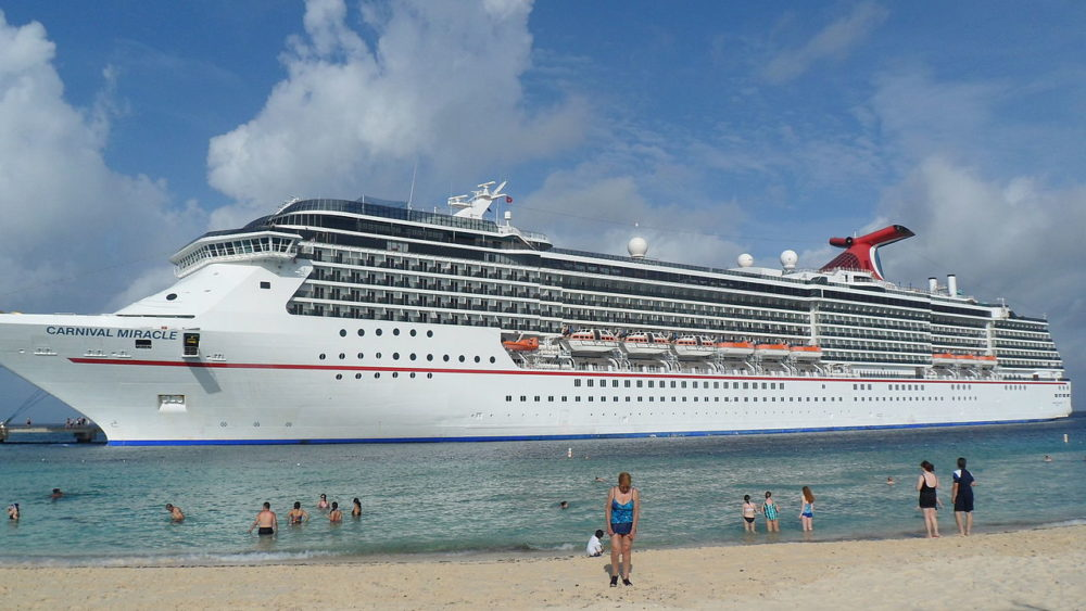 Carnival Cruise Ship Featured In New Series On Science Channel - Educational cruise ships