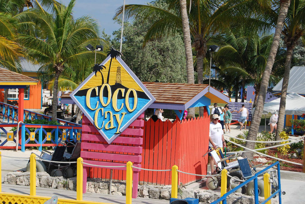 Royal Caribbean In Talks To Build A Pier At CocoCay - Coco cay weather