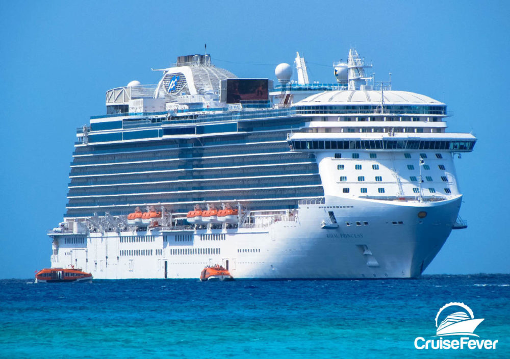 12 Reasons Why You Should Take A Cruise With Princess