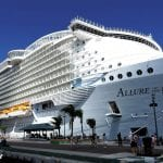 Royal Caribbean Cruise Ship Receives Perfect 100 Health Score