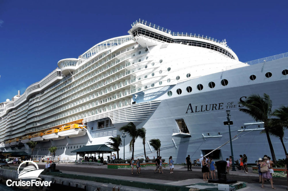 Royal Caribbeans Newest Cruise Ship Will Be Biggest Ever And Sail - Cruise deals from miami