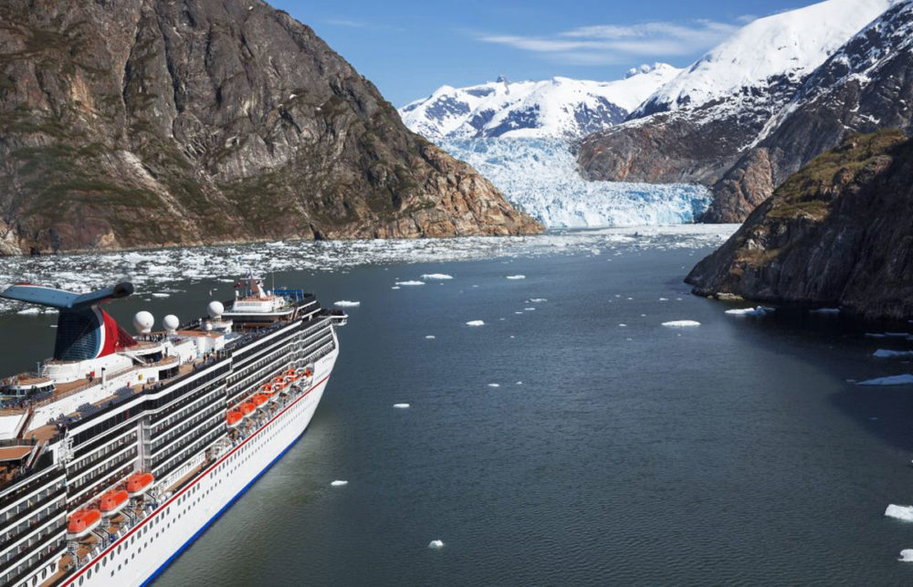 Carnival Cruise Line Opens Reservations For Hawaii Amp Alaska Cruises In 2018