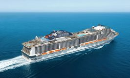 MSC Cruises' Largest Cruise Ship To Sail from New York
