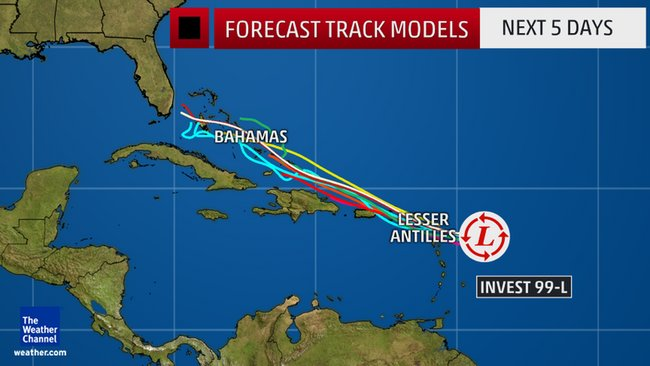 Royal Caribbean Cancels Port Calls In The Caribbean Due To Tropical Disturbance