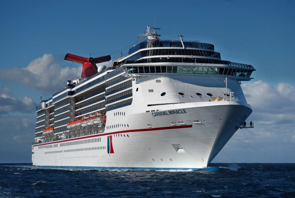 Carnival Cruise Line Offering Their First Day Alaskan Cruise - Long beach cruise ship schedule