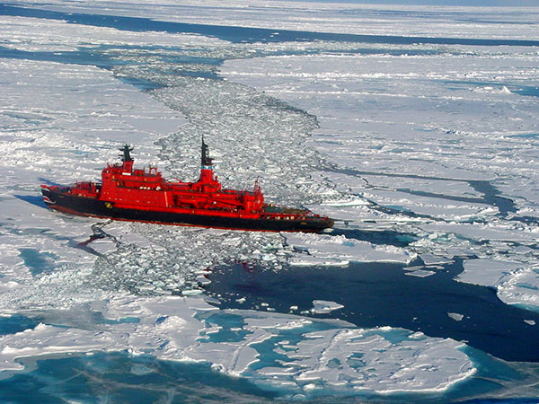 North-Pole-Icebreaker