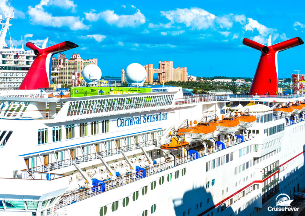 Carnival Cruise Lines also boasts some of the largest casinos at sea, plus up to 22 lounges and nightclubs. All that excitement tends to work up an appetite - but luckily, Carnival cruises feature a hour pizzeria & ice cream bar, as well as specialty restaurants galore.