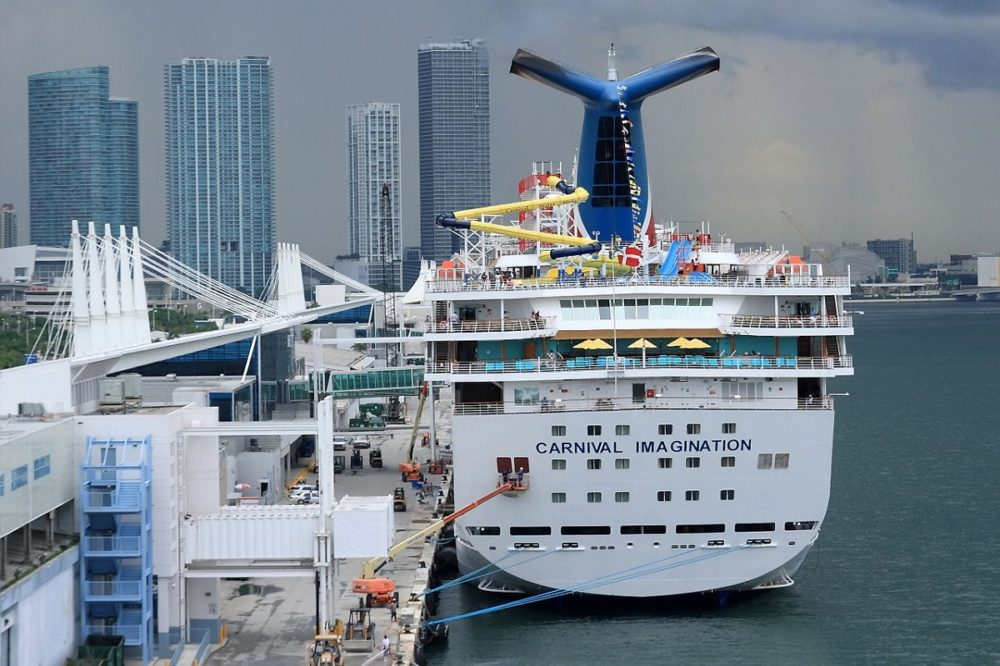 Carnival Upgrading Another Cruise Ship With Multi Million