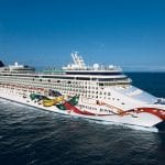 Norwegian Cruise Ship Retrofitted to Significantly Reduce Air Emissions