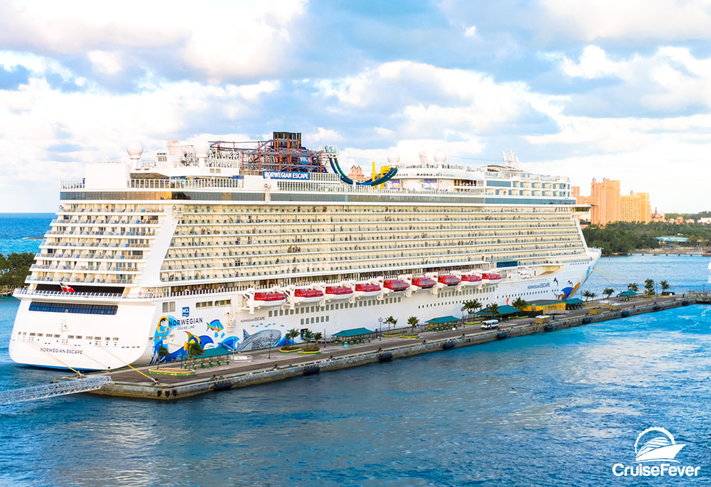 Norwegian Escape Headed To NYC In - Cruises departing from ny