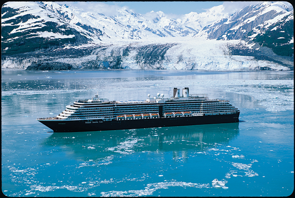 Holland America Line Adds 7th Cruise Ship in Alaska for 2017