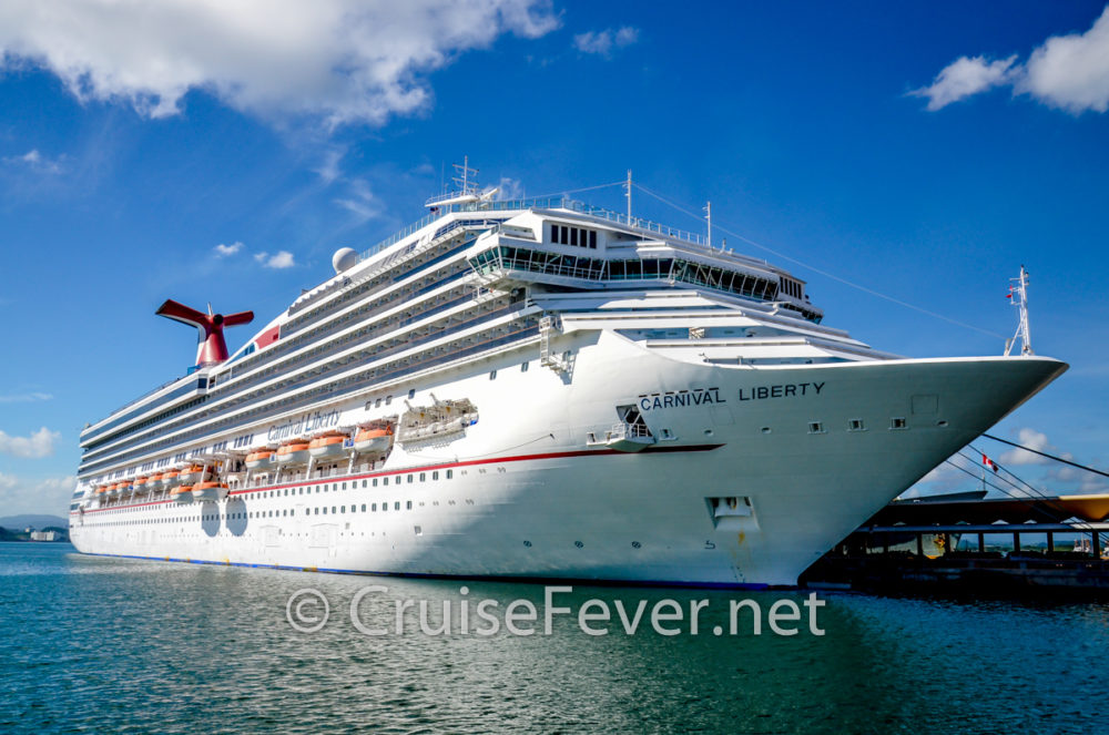Carnival Offering Passengers Compensation For Canceled Cruise - Cruise ship speed