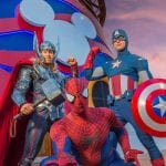 Disney Cruise Line Announces Marvel Day at Sea