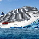 Norwegian Reveals Hull Art for Norwegian Bliss